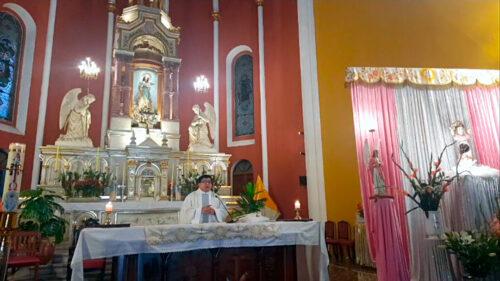 Arequipa: Misa en honor al Divino Niño Jesús