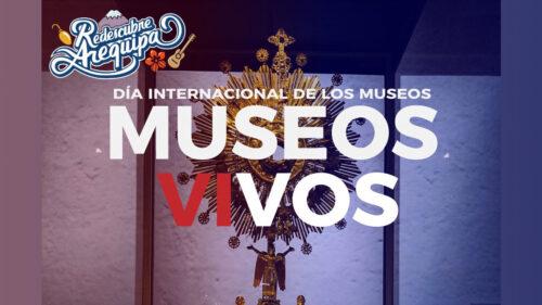 Día internacional del museo: Convento Museo La Recoleta