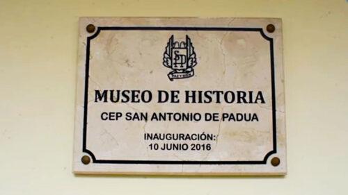 Museo del Colegio Particular San Antonio de Padua (Jesús María, Lima)