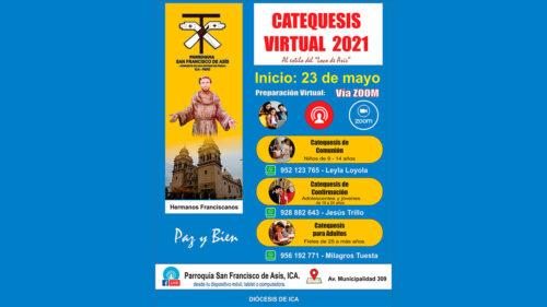 Ica: Catequesis Virtual 2021