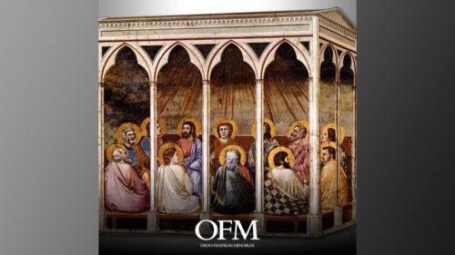 Carta del Ministro General a toda la Orden: Solemnidad de Pentecostés