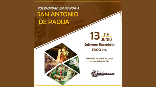 Misa en honor a San Antonio de Padua – Jesús María