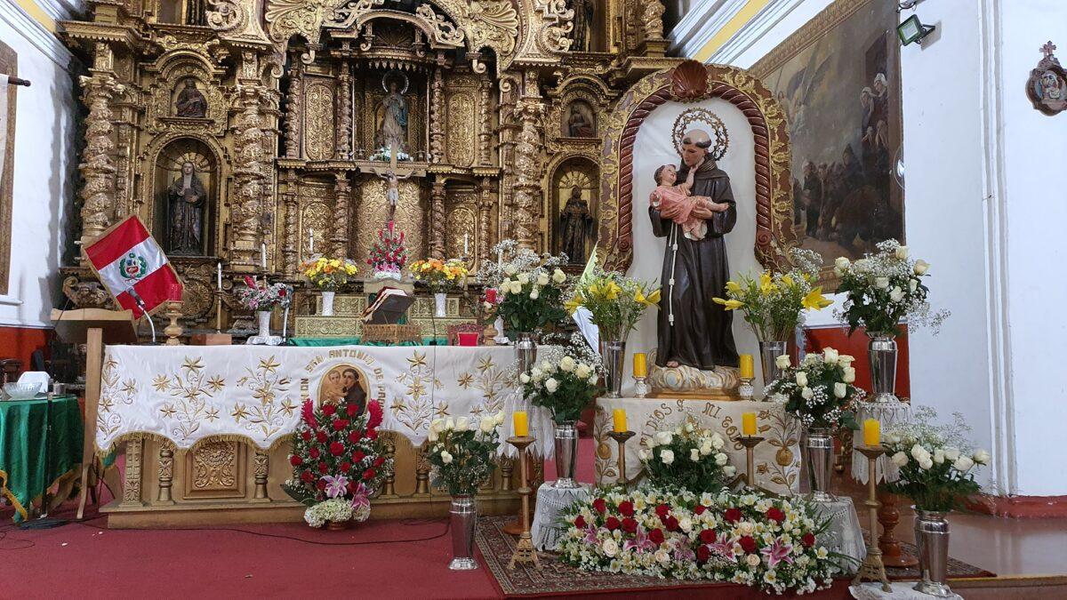 Iglesia San Agustín – Trujillo
