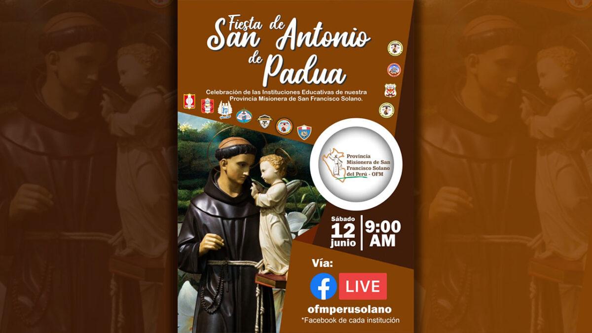 Homenaje a San Antonio de Padua