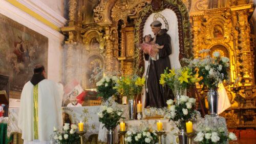 Trujillo – Misa en Honor a San Antonio de Padua