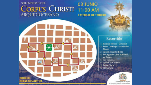 Trujillo: Parroquia San Antonio – Iglesia San Agustín