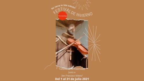 Argentina: celebración por el mes de San Francisco Solano