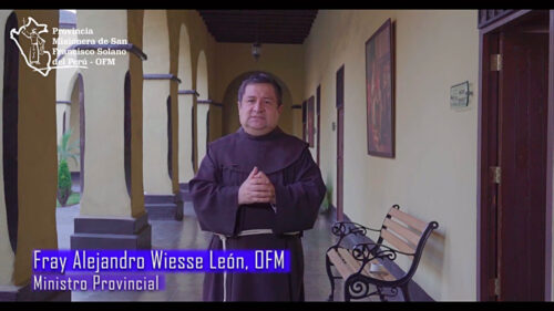 Mensaje: aniversario del colegio San Antonio de Huamanga – Ayacucho