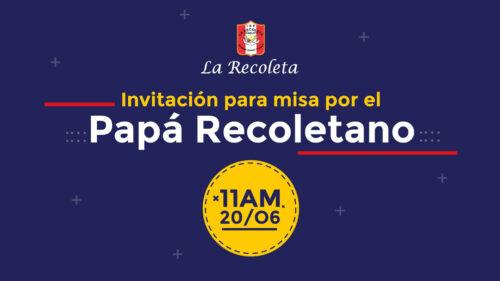 Arequipa: Misa por el Día del Padre