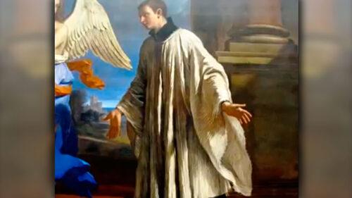 ¿Qué harías si solo te quedara una hora de vida? – San Luis Gonzaga