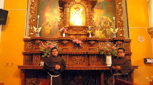 Coro Paz y Bien: Santo Rosario