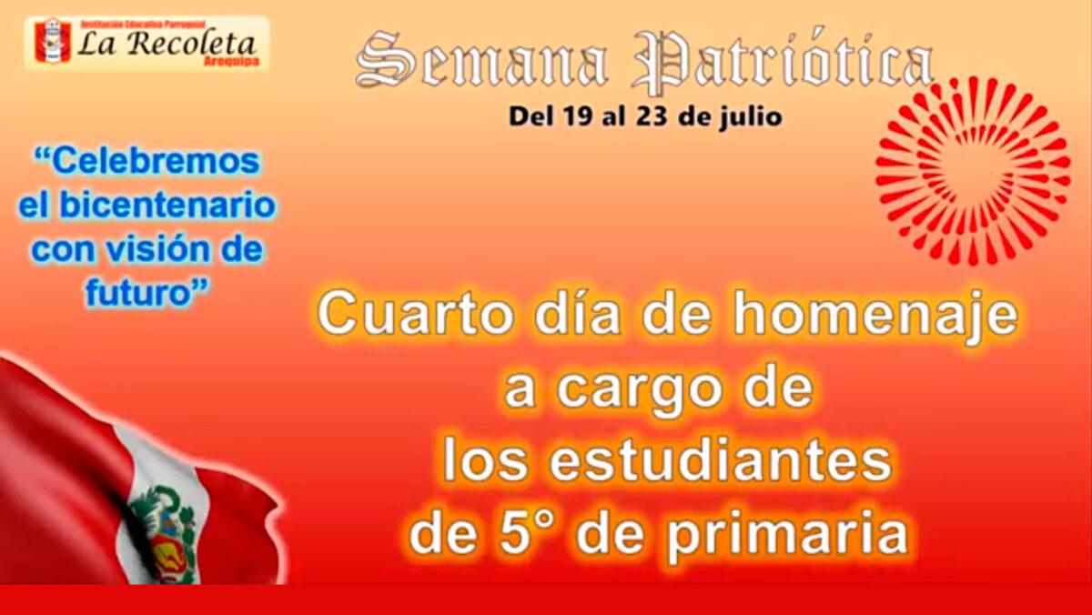 Colegio La Recoleta Arequipa – Cañeros de San Jacinto