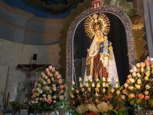 Chiclayo: Festividad en Honor a la Santísima Virgen del Carmen
