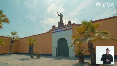 Video: Convento de los Descalzos