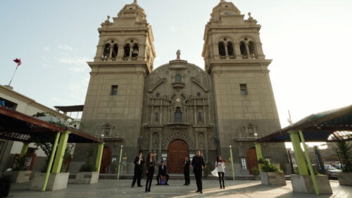 Videoclip: Historia de un Franciscano