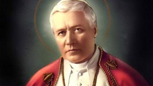 San Pio X, Papa