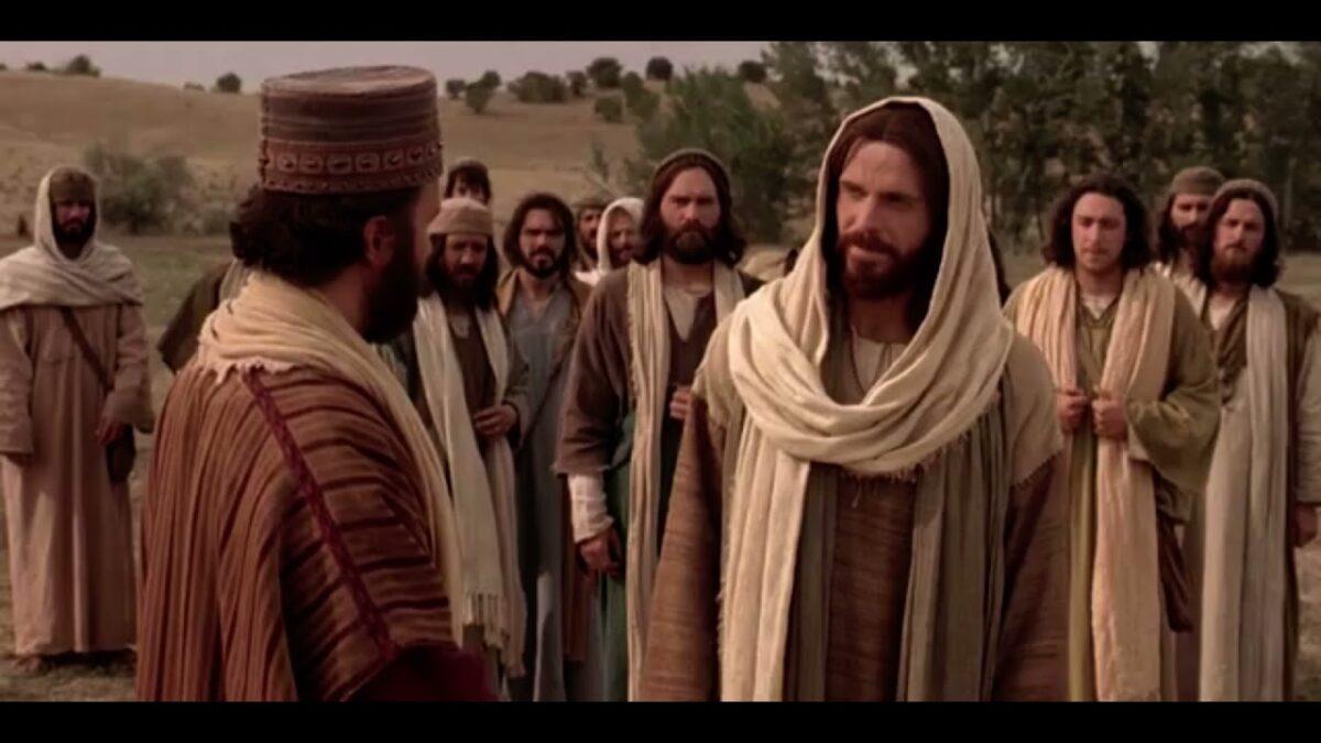 Lectura del Santo Evangelio del día según san Mateo 23,1-12