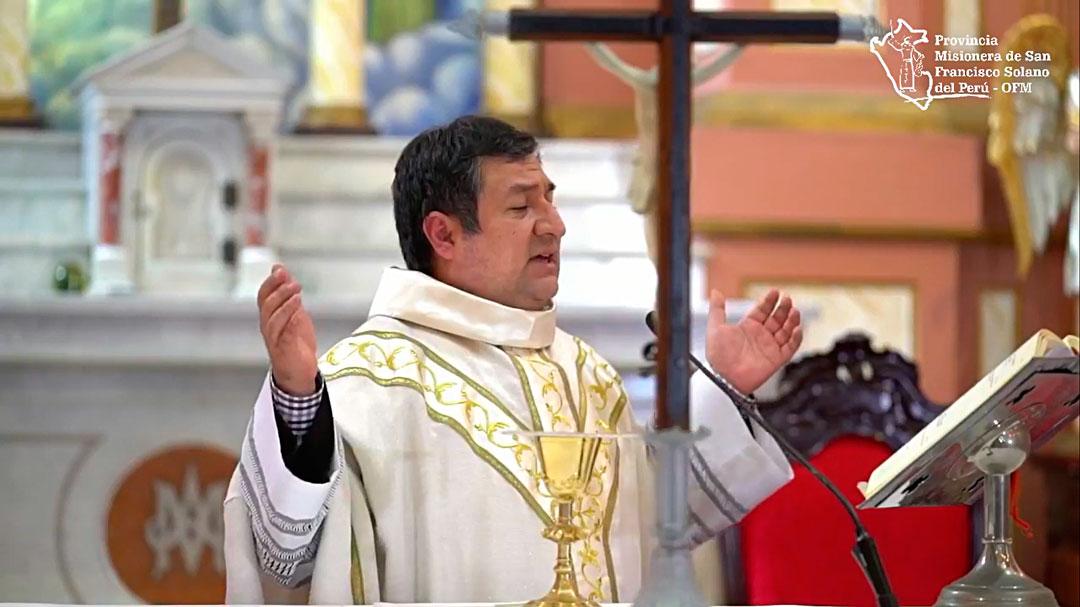 Eucaristía: Fiesta de Santa María de los Ángeles de la Porciúncula