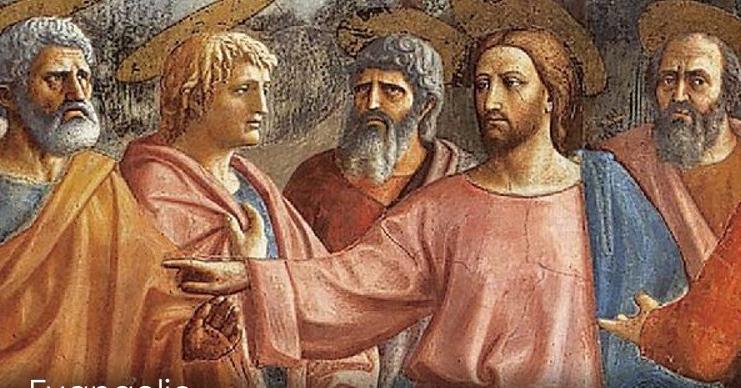 Lectura Santo Evangelio según san Marcos 7, 1-8. 14-15. 21-23