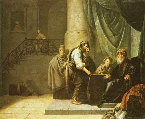 Lectura del Evangelio