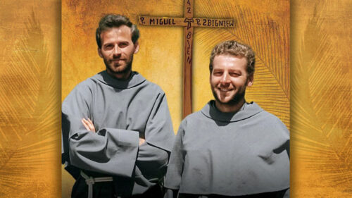 Beatos Miguel Tomaszek y Zbigniew Strzalkowski