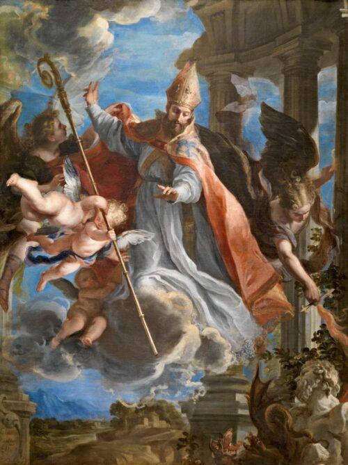 San Agustín – Obispo y Doctor de la Iglesia