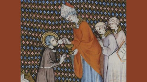 San Luis IX, rey de Francia