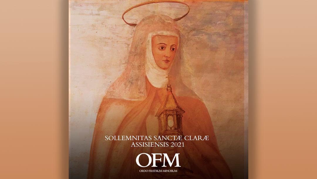 Carta del Ministro General OFM: Solemnidad de Santa Clara