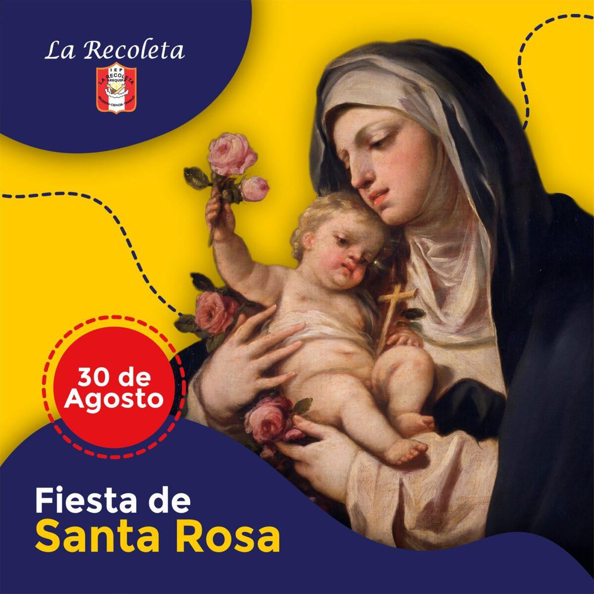 Desde Arequipa: Santa Rosa de Lima