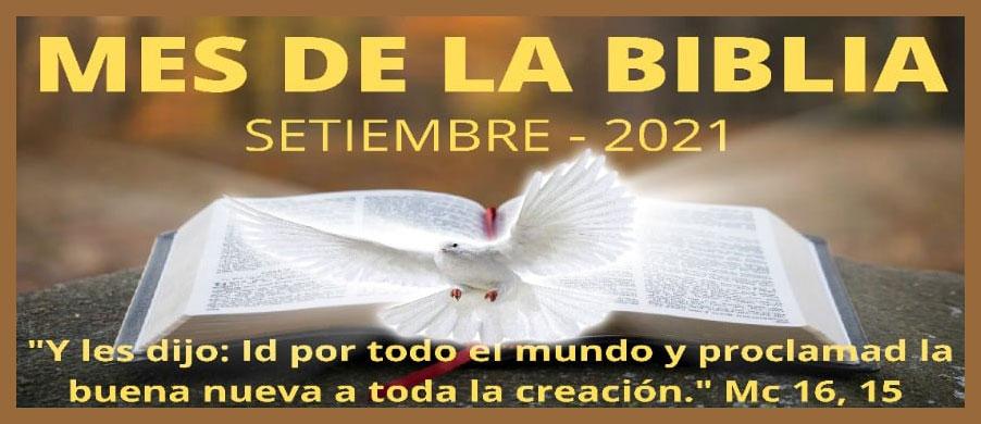 Charlas Formativas sobre Temas Bíblicos