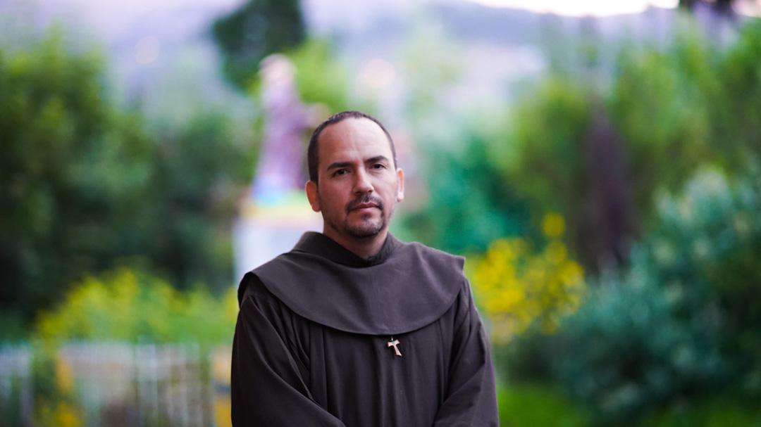 Cumpleaños de Fray Enrique Díaz, OFM