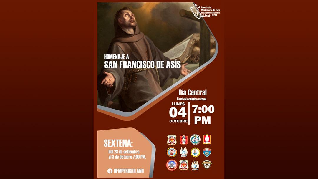 Sextena en honor a San Francisco: Primer día