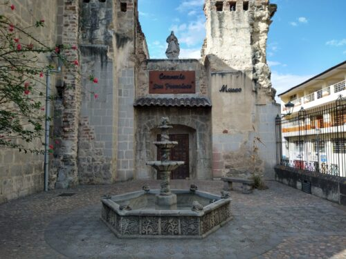 Cajamarca: Próxima apertura del Museo San Francisco