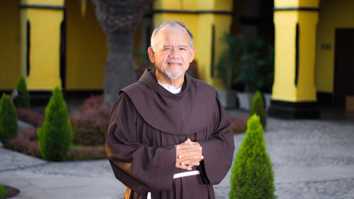Feliz cumpleaños Fray Dante Villanueva, OFM