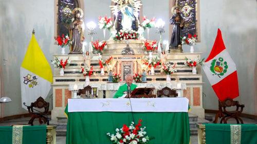 Santa Misa – Domingo XXIII Tiempo Ordinario