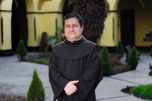 Cumpleaños: Fray Alejandro Wiesse León, OFM