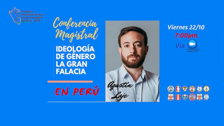 SEMINARIO WEB: LA IDEOLOGÍA DEL GÉNERO, LA GRAN FALACIA