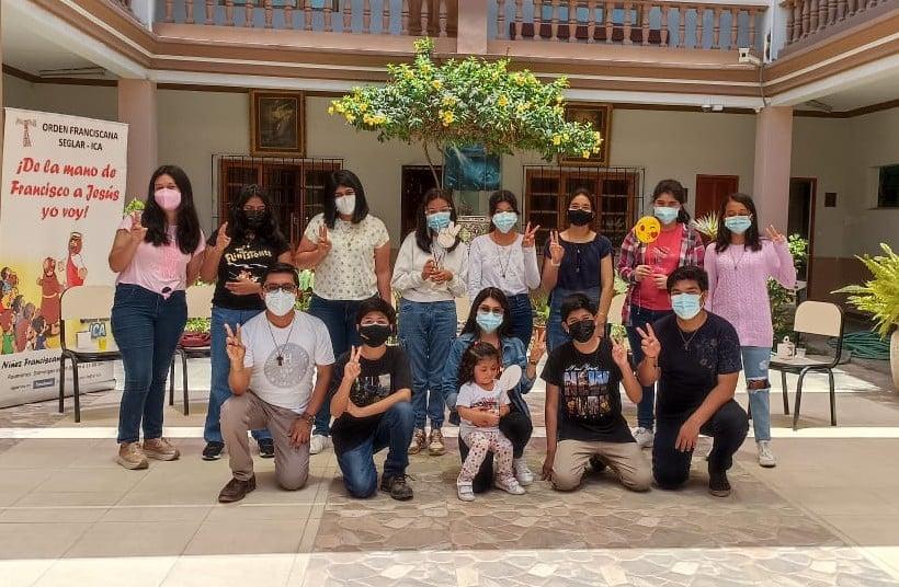 Ica: Encuentro de Adofra (Adolescencia Franciscana)